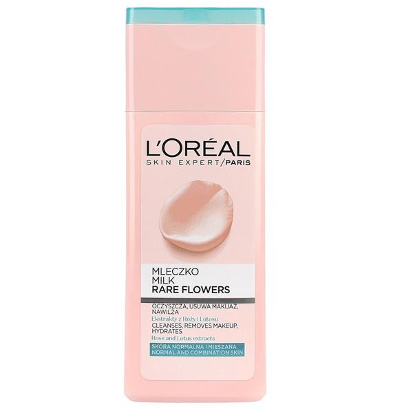 شیر پاک کن لورآل مدل Skin Expert حجم 200 میلی لیتر