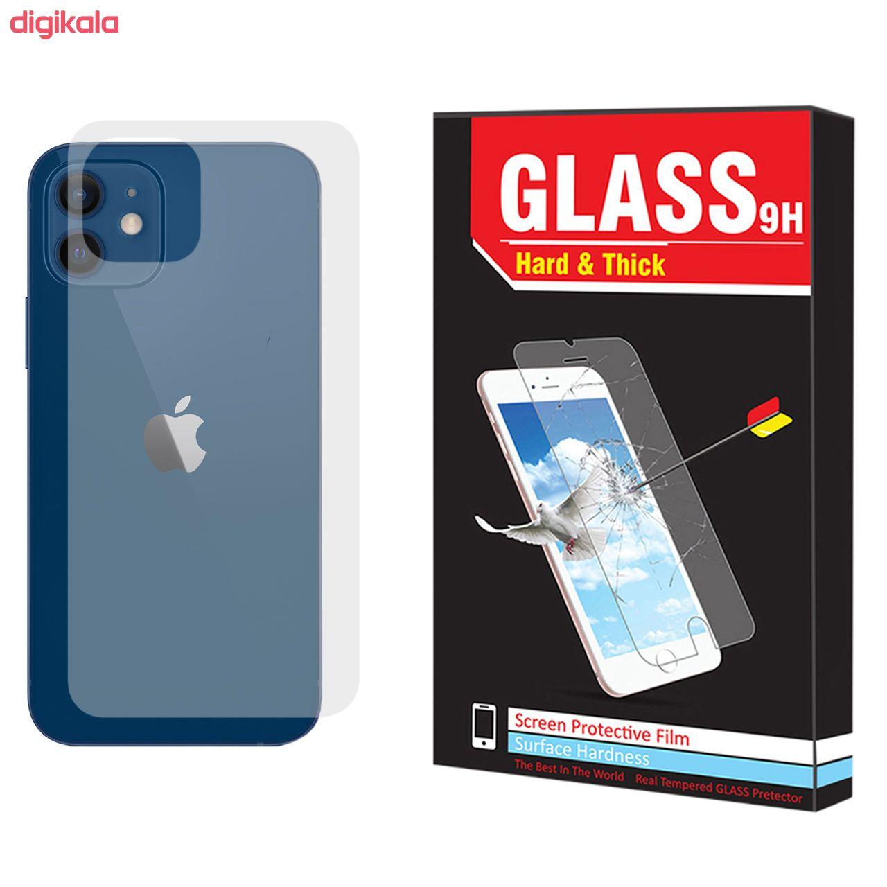 محافظ پشت گوشی Hard and Thick مدل TPB-001 مناسب برای گوشی موبایل اپل Iphone 12 mini  main 1 1