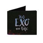 کیف پول طرح اکسو Exo مدل kp113