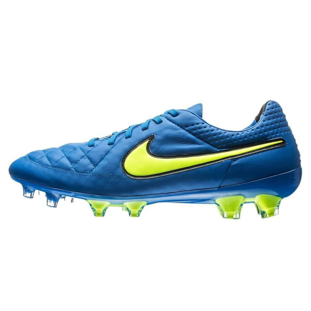 کفش فوتبال مردانه نایکی مدل Tiempo Legend V FG کد  631518-470