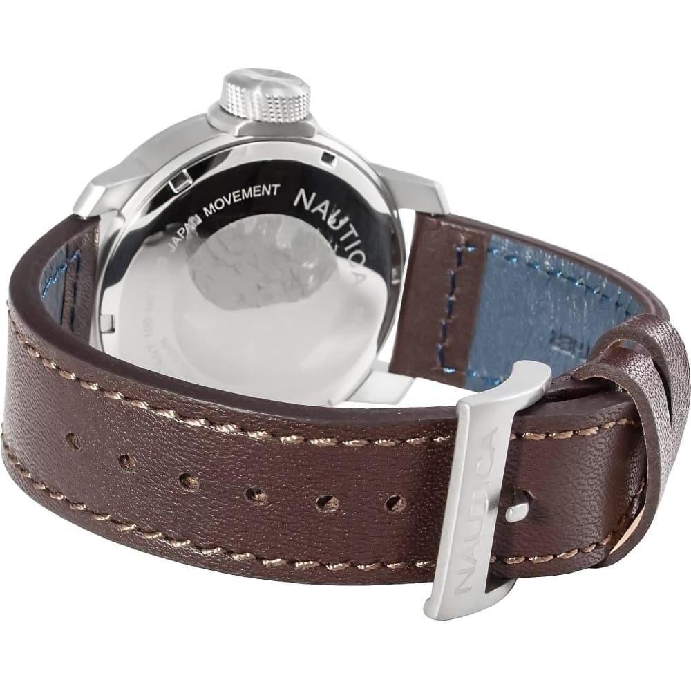 ساعت مچی عقربهای مردانه ناتیکا مدل NAPSYD003