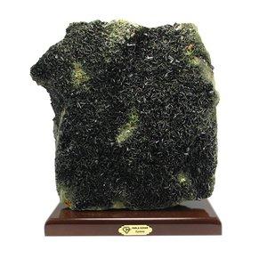 سنگ راف اپیدوت مدل پارلا گوهر کد 2262