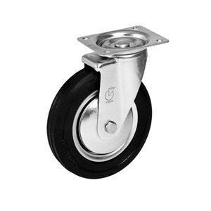 چرخ کفی دار گردان مدل G160mm