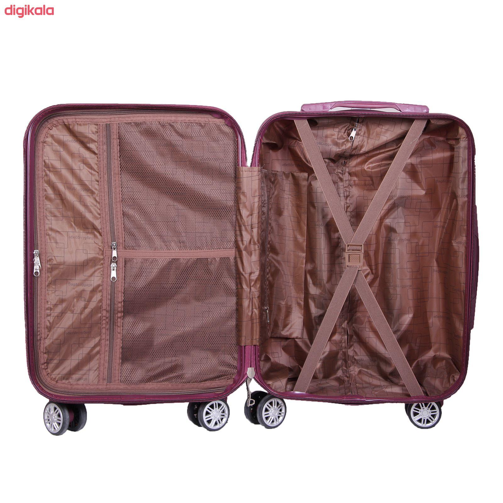 مجموعه چهار عددی چمدان مدل 319363 main 1 26