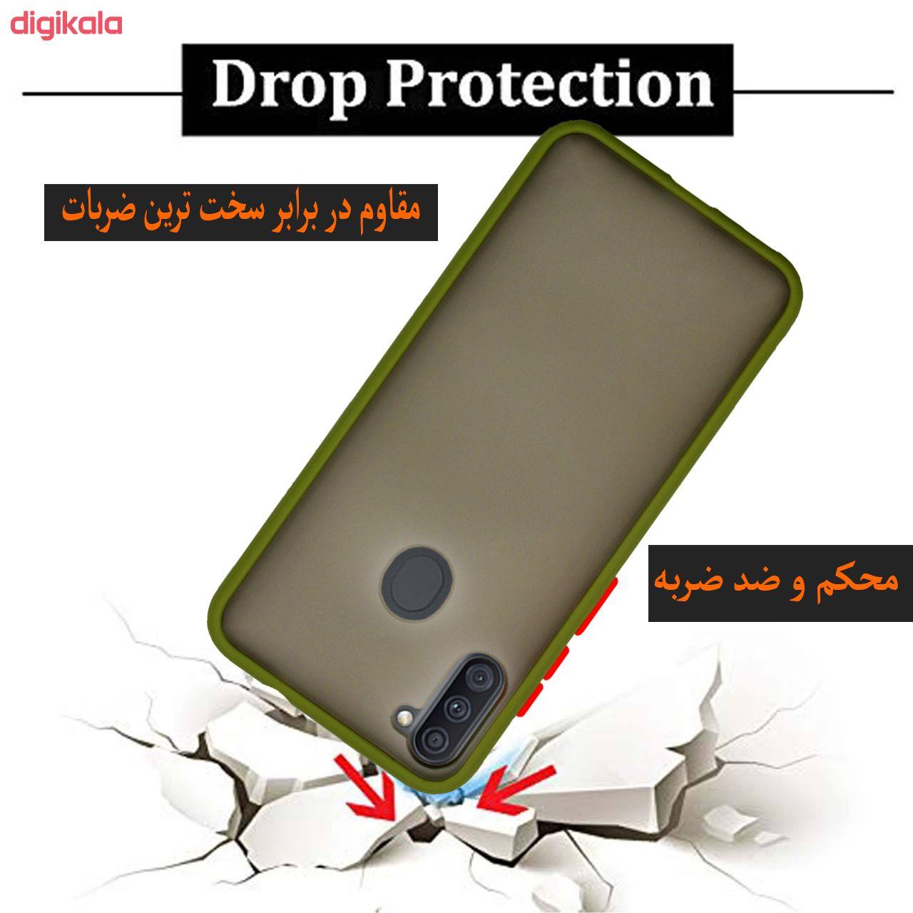 کاور کینگ پاور مدل M21 مناسب برای گوشی موبایل سامسونگ Galaxy A11 main 1 3