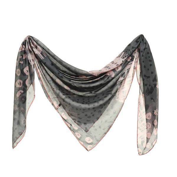 روسری زنانه نوولاشال مدل 0239