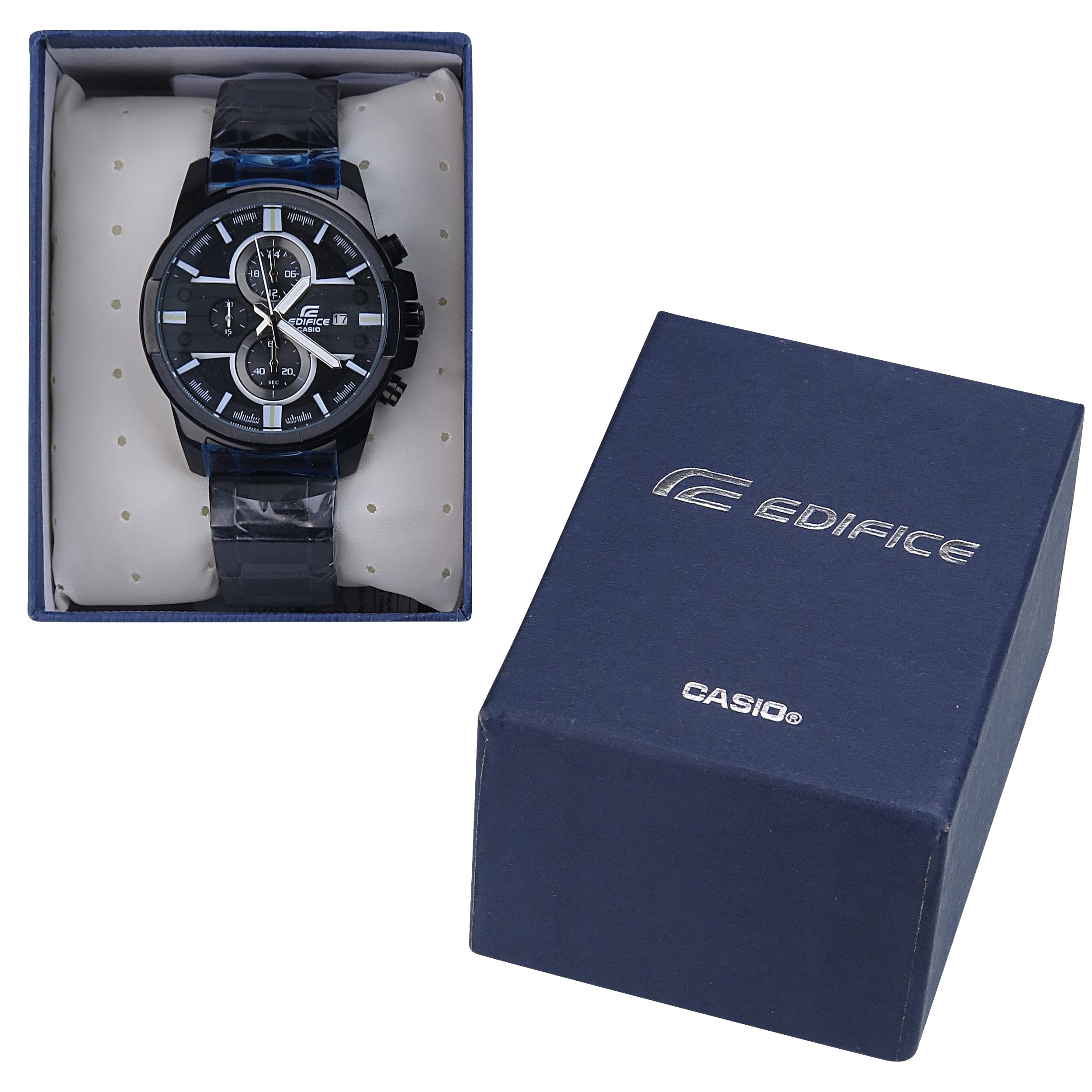 ساعت مچی عقربهای مردانه کاسیو مدل EFR543              اصل