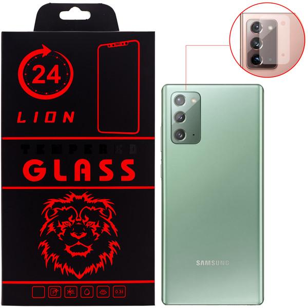 محافظ لنز دوربین لاین مدل RL007 مناسب برای گوشی موبایل سامسونگ Galaxy Note 20