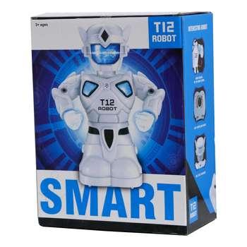 اسباب بازی مدل ربات طرح آدم آهنی کد 12