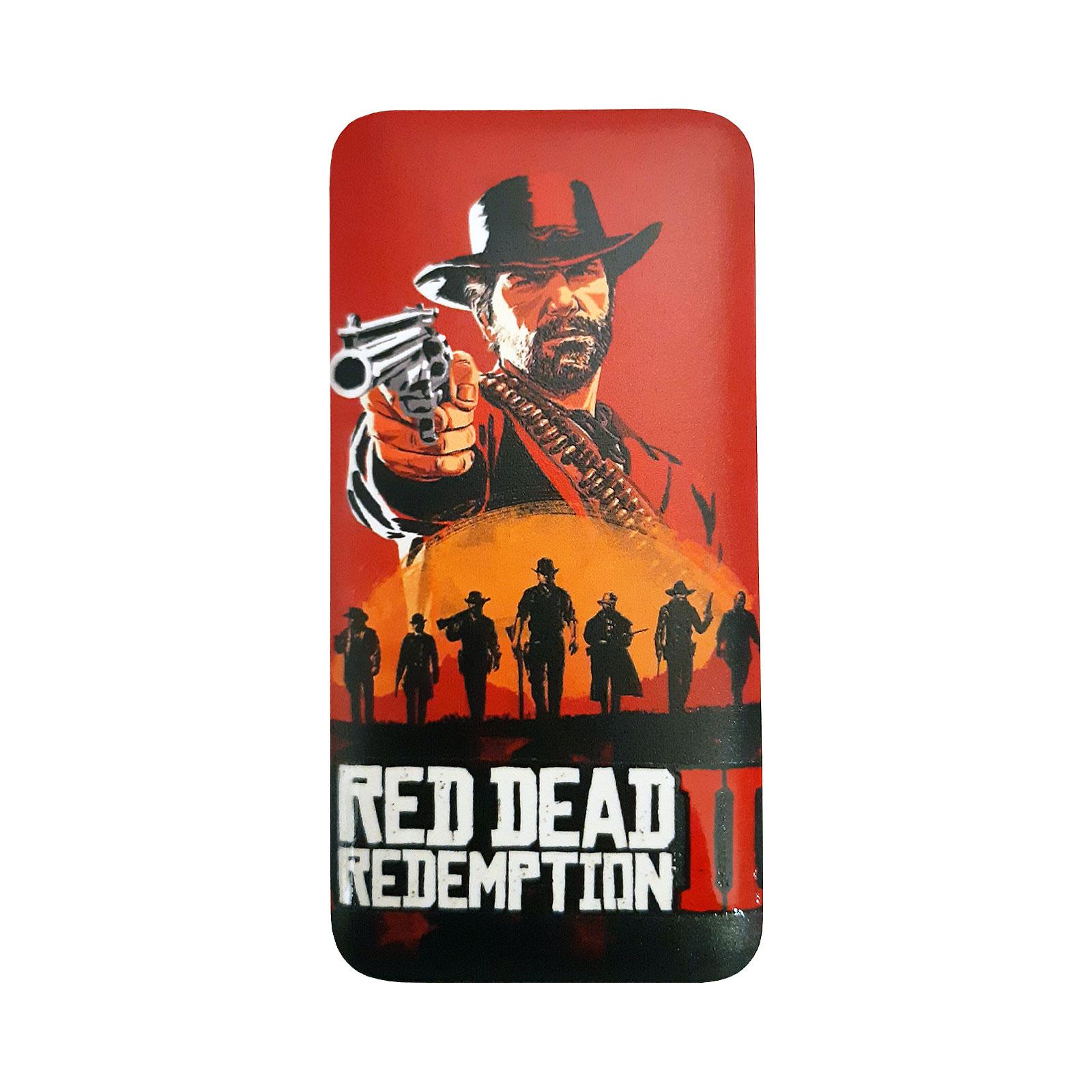 شارژر همراه NK Design  مدل Red Dead 2 ظرفیت 6800 میلی آمپر ساعت