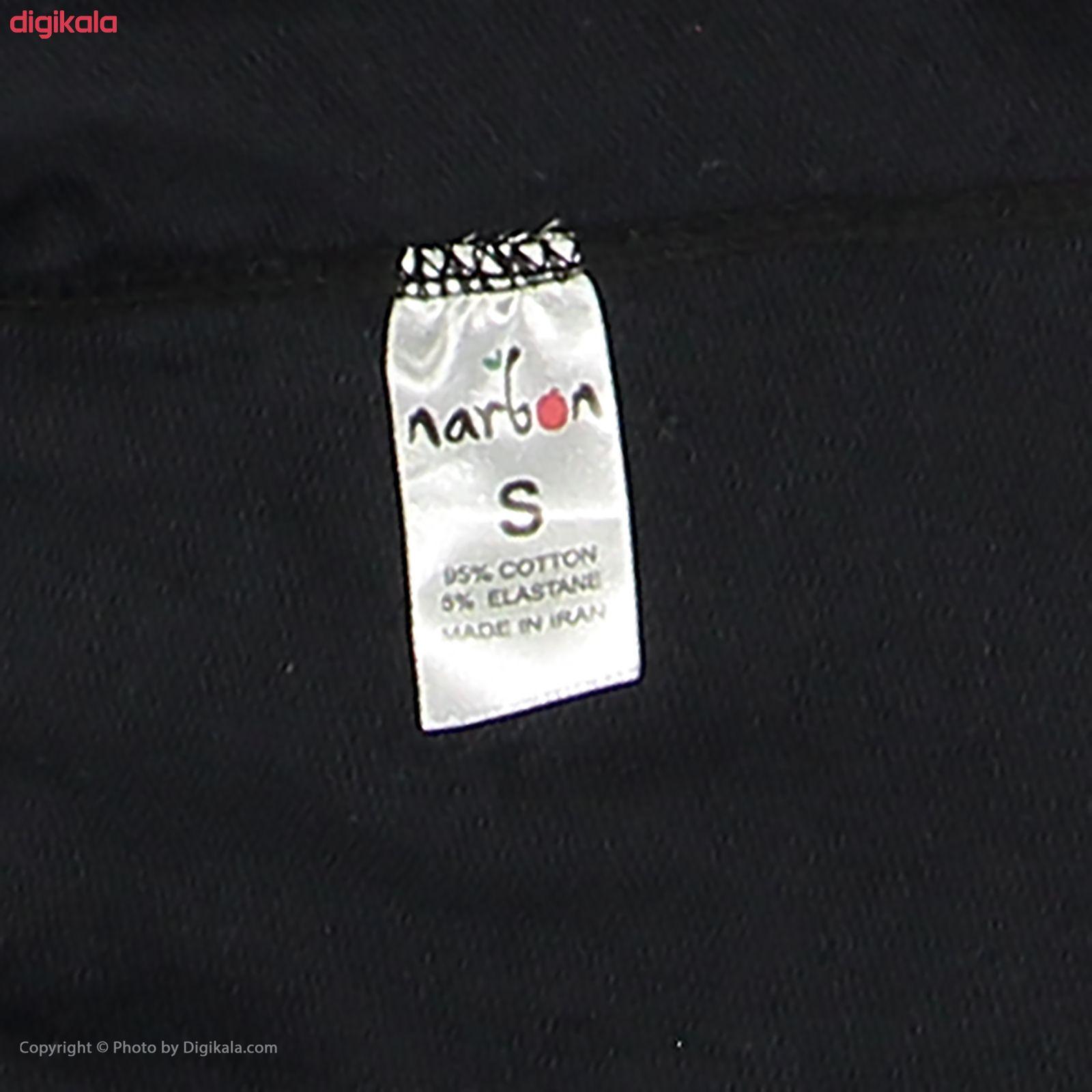 ست تی شرت و شلوار زنانه ناربن مدل 1521284-92 main 1 6