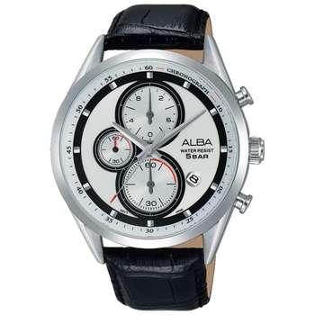 ساعت مچی عقربه ای مردانه آلبا کد AM3435X1