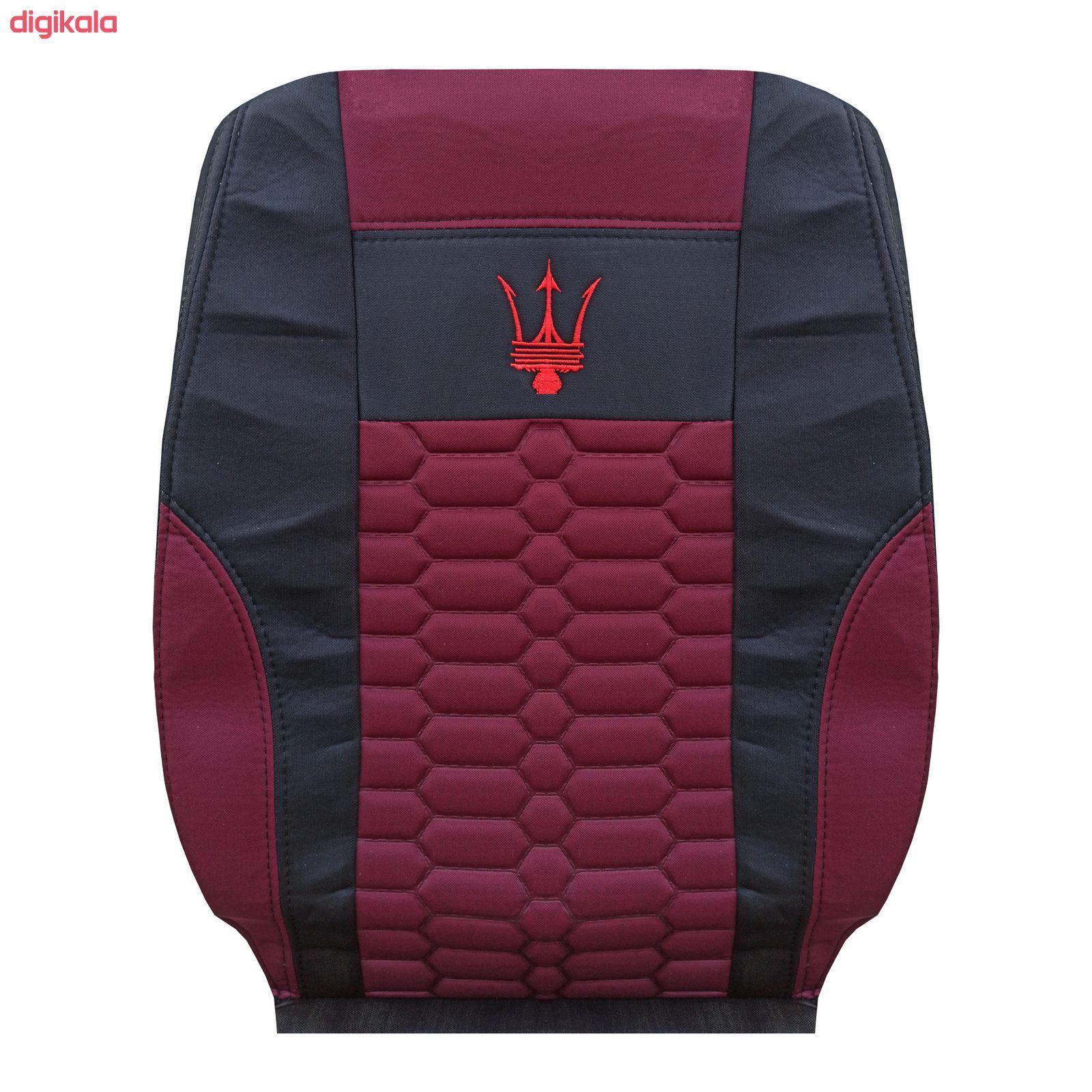روکش صندلی خودرو مدل SAR003 مناسب برای پراید 131 main 1 3