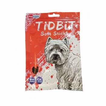 غذای تشویقی سگ تیدبیت مدل Tur_70 وزن ۷۰ گرم