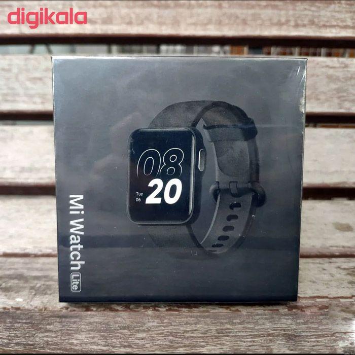 ساعت هوشمند شیائومی مدل mi watch lite main 1 7
