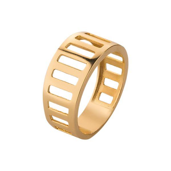 انگشتر طلا 18 عیار زنانه کاکامی مدل تمام خط کد 365
