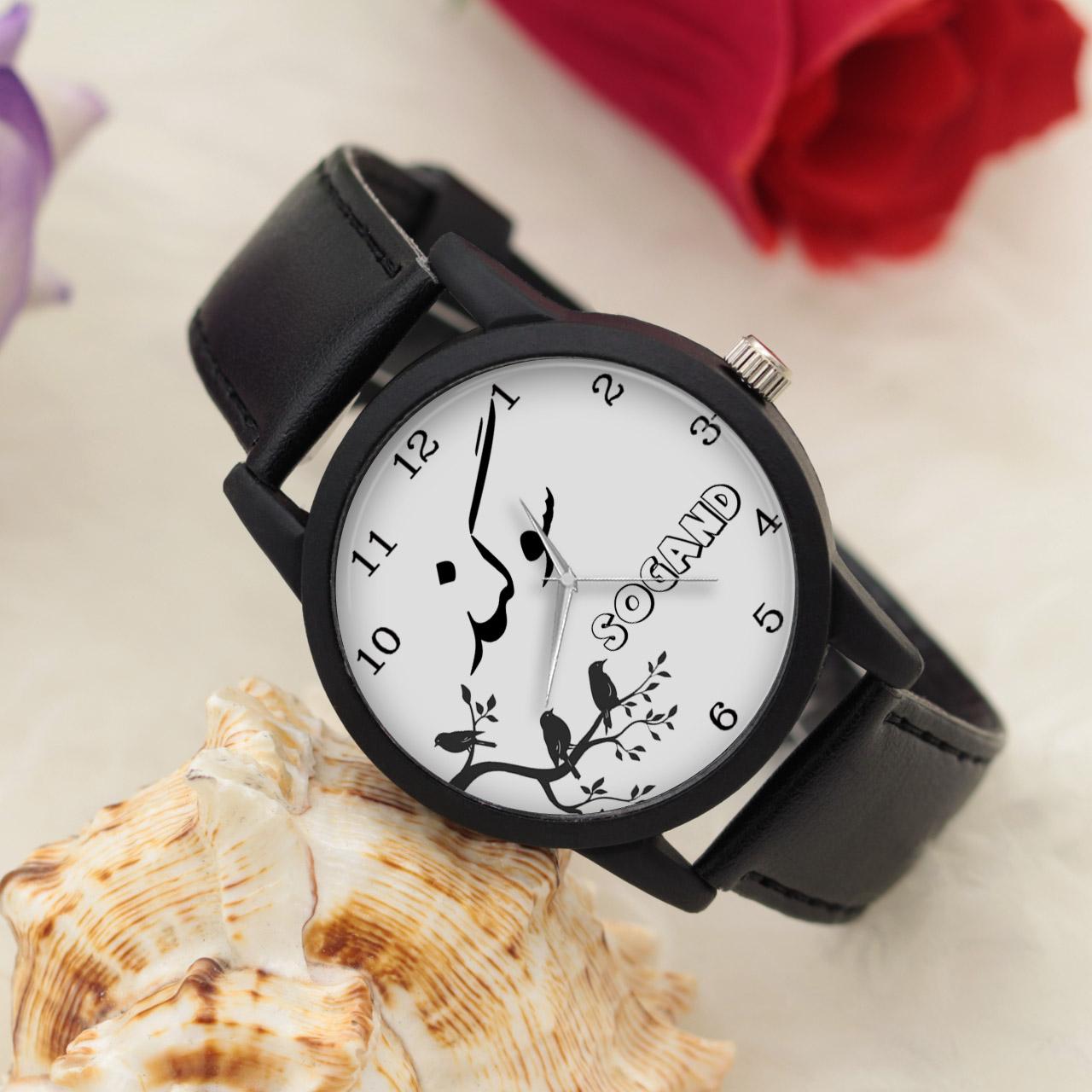 ساعت مچی عقربه ای زنانه طرح سوگند کد LF3054              ارزان