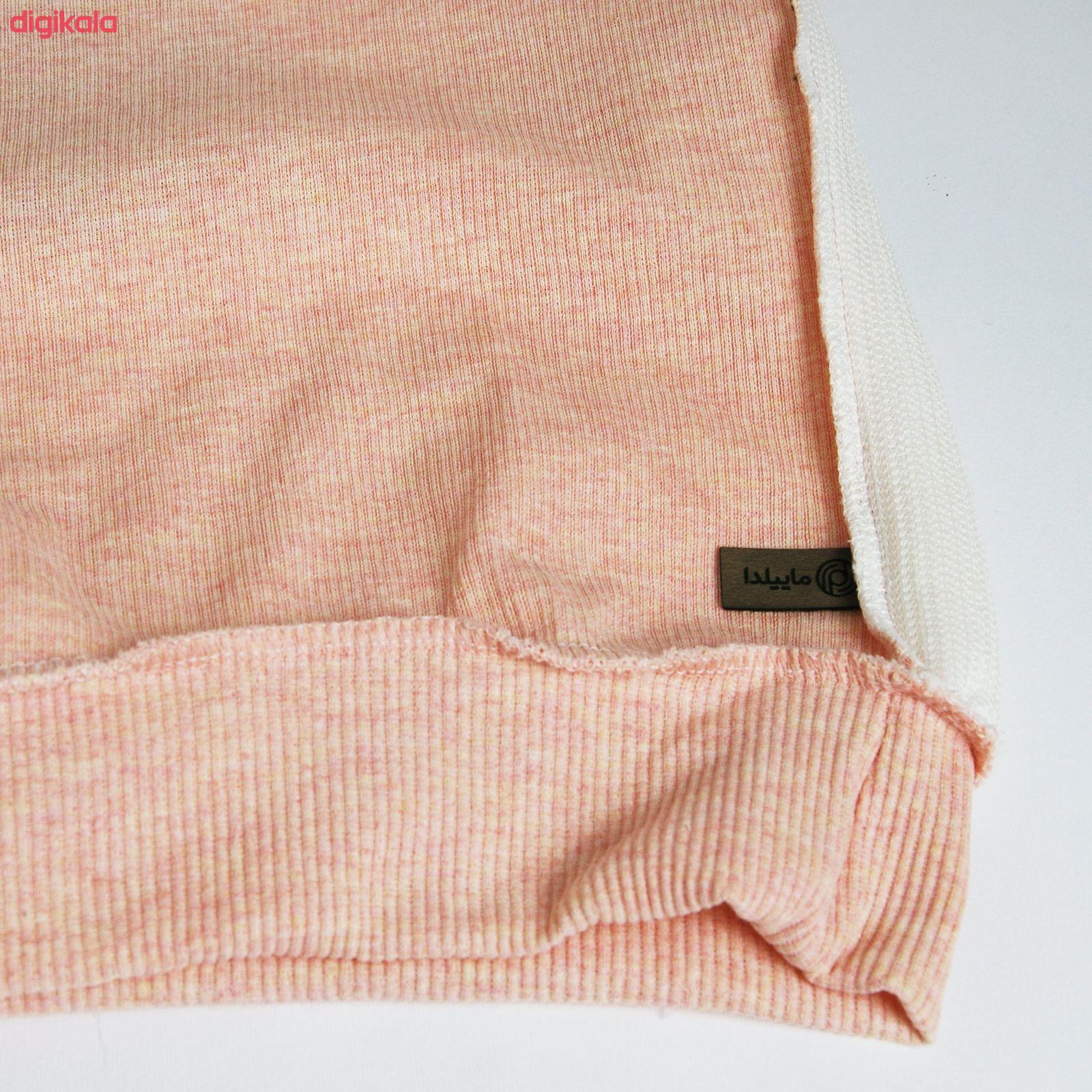 ست تی شرت و شلوار زنانه ماییلدا مدل 3531-4 main 1 5