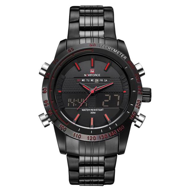 ساعت مچی دیجیتال مردانه نیوی فورس مدل NF9024M - ME-G