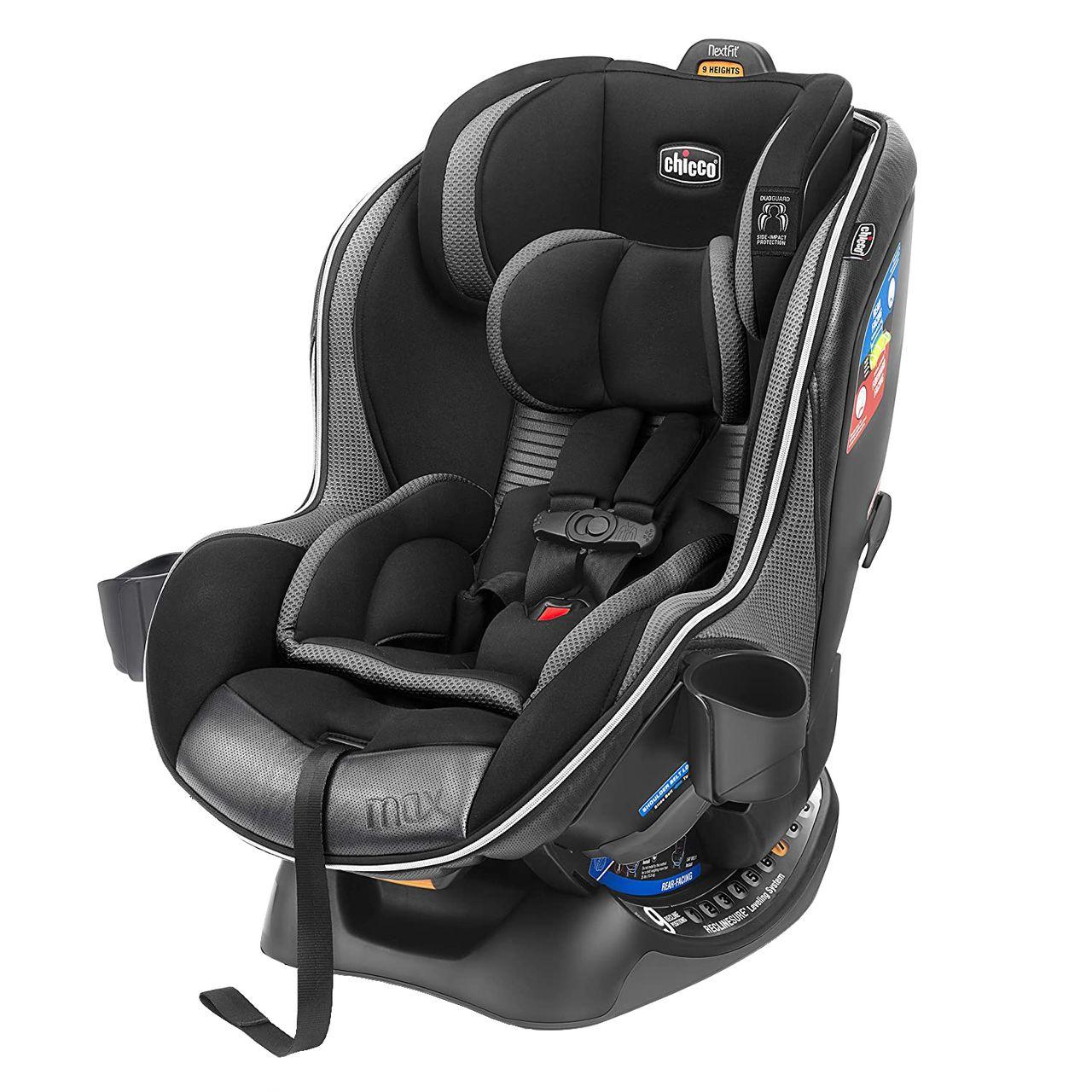 صندلی خودرو کودک چیکو مدل نکست فیت زیپ مکس
