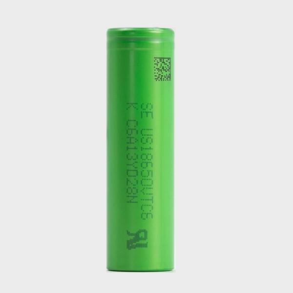 باتری لیتیوم-یون قابل شارژسونی مدل vtc -18650 ظرفیت 3000 میلی آمپرساعت