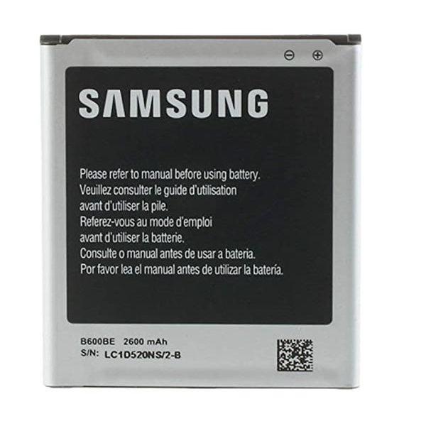 باتری موبایل مدل B600BC ظرفیت 2600 میلی آمپر ساعت مناسب برای گوشی موبایل سامسونگ Galaxy S4