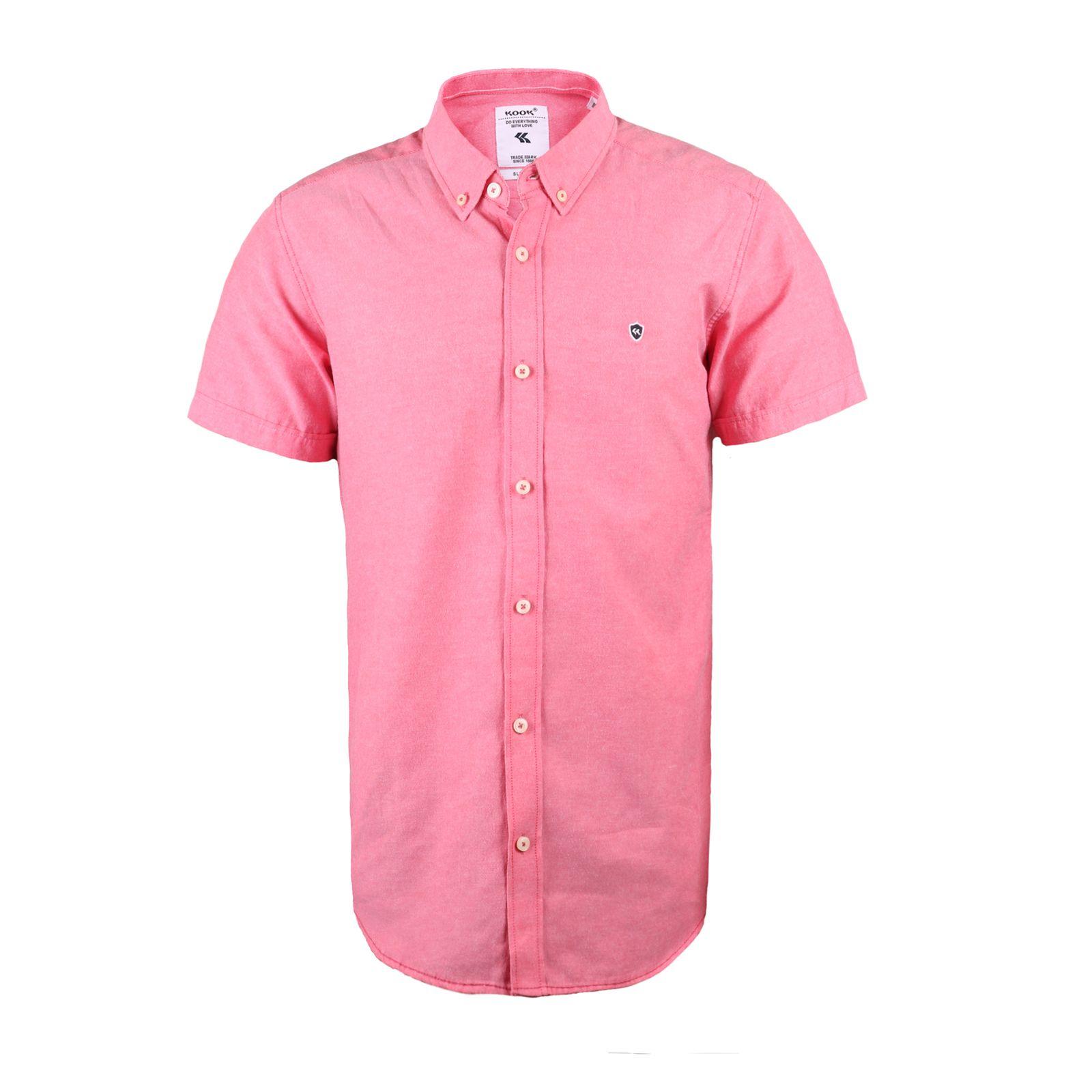 پیراهن مردانه کوک تریکو مدل 61726 -  - 2