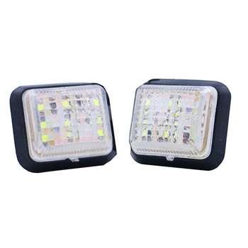 چراغ راهنما گلگیر خودرو مدل dt2 مناسب برای 405 بسته 2 عددی