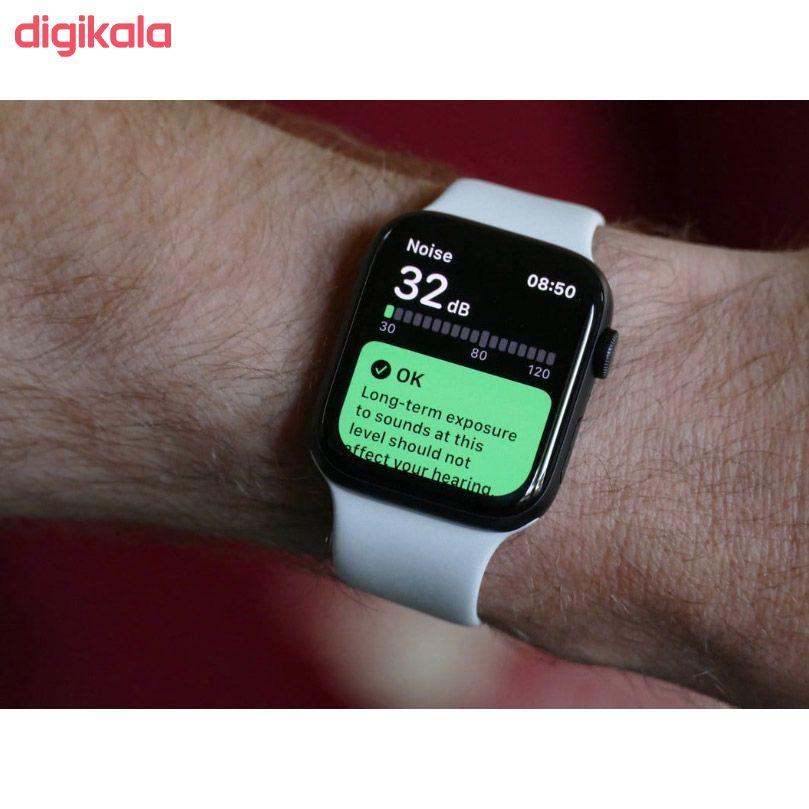 ساعت هوشمند اپل واچ سری 5 مدل 44m Space  Aluminum Case  Sport Band main 1 21
