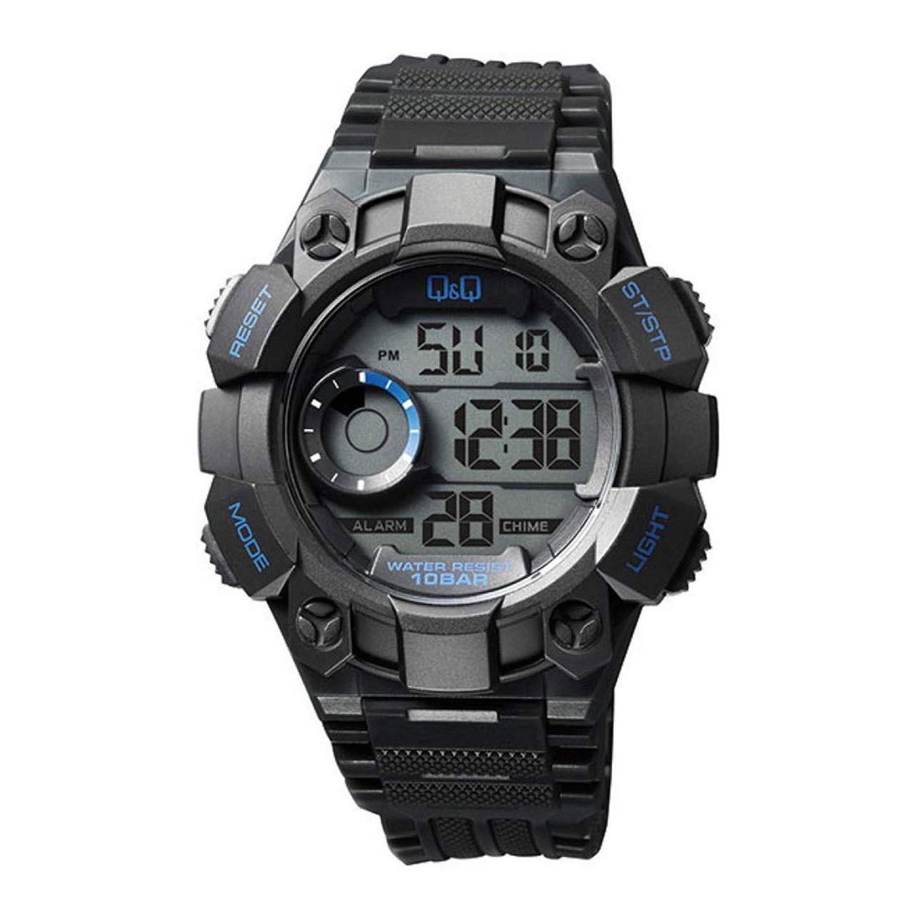 ساعت مچی دیجیتال مردانه کیو اند کیو مدل M176J003Y