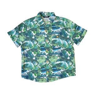 پیراهن پسرانه ال سی وایکیکی مدل هاوایی کد 092