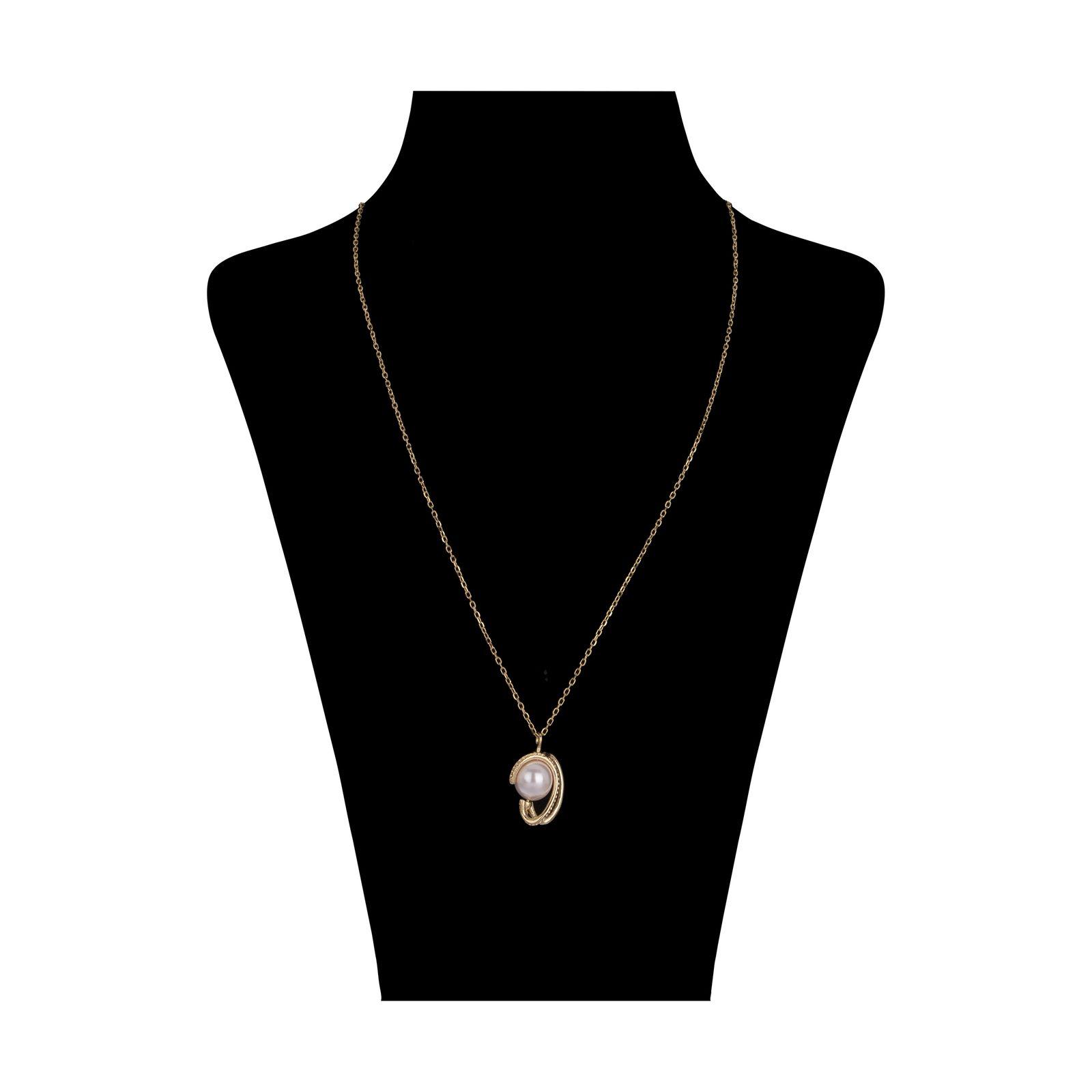 گردنبند طلا 18 عیار زنانه مایا ماهک مدل ZMM1006 -  - 2