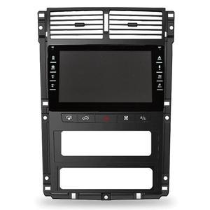 پخش کننده تصویری خودرو اینفینیتی مدل d300 مناسب برای پژو پارس