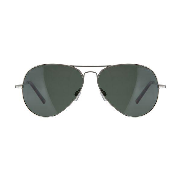 عینک آفتابی مردانه پولاروید مدل pld 1017-gold-60