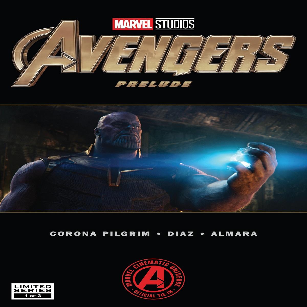 مجله Marvel Avengers Endgame Prelude 1 دسامبر 2018