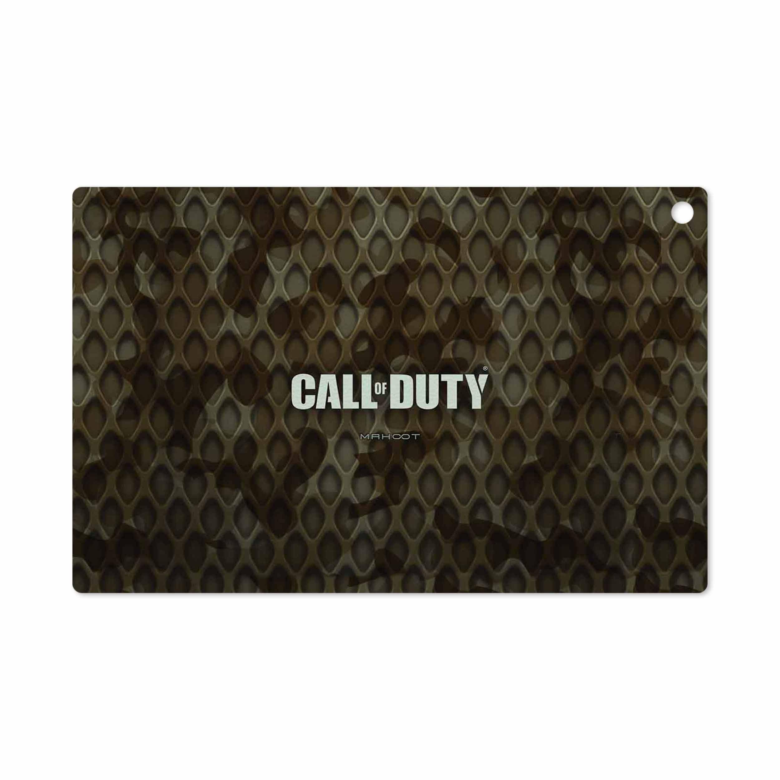 بررسی و خرید [با تخفیف]                                     برچسب پوششی ماهوت مدل Call-of-Duty-Game مناسب برای تبلت سونی Xperia Z2 Tablet LTE 2014                             اورجینال