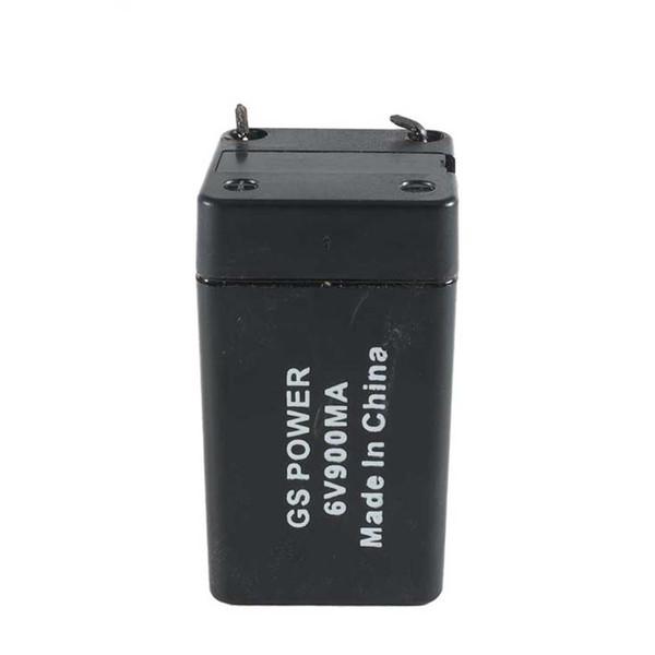 باتری یو پی اس 6 ولت 0.9 آمپر ساعت جی اس پاور مدل GS6V900