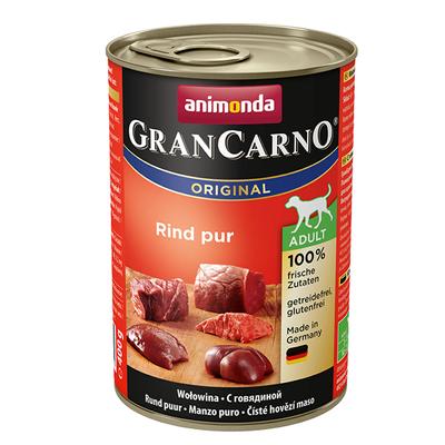 کنسرو غذای سگ آنیموندا مدل 003 وزن 400 گرم
