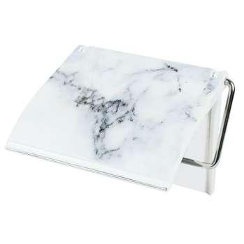 پایه رول دستمال کاغذی لیمون مدل ماربل