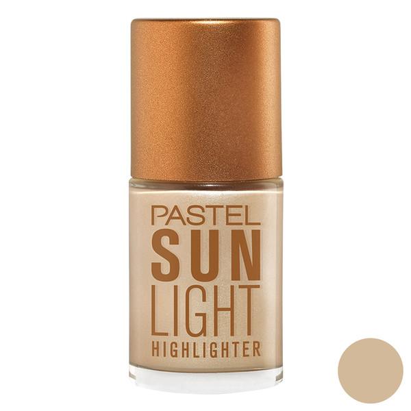 هایلایتر پاستل مدل sun light شماره 101