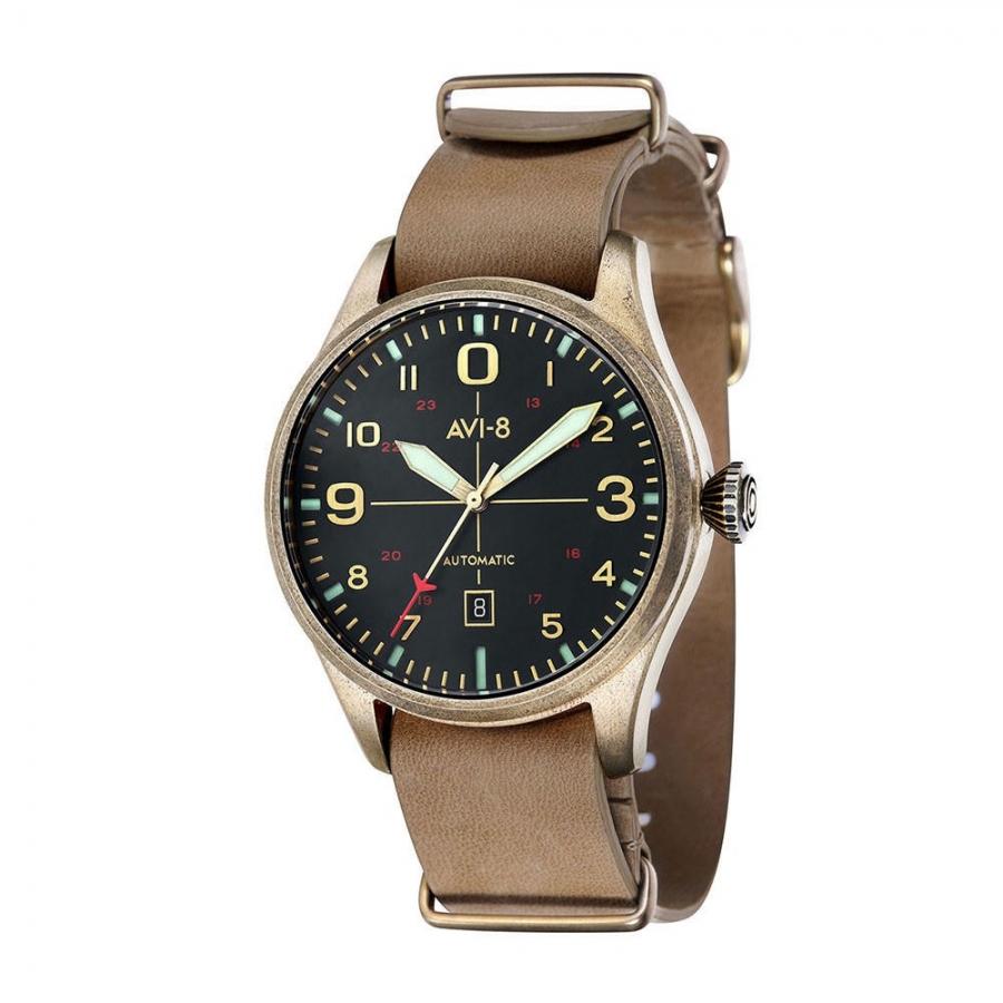 ساعت مچی عقربه ای مردانه ای وی ایت مدل AV-4042-02
