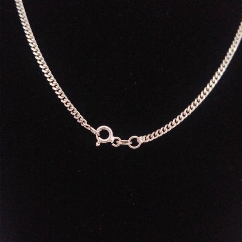 زنجیر نقره زنانه کد krt730