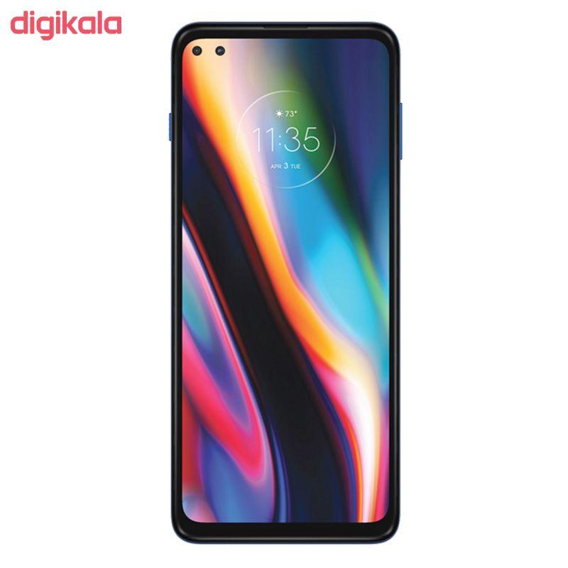 گوشی موبایل موتورولا مدل Moto G 5G Plus XT2075-3 دو سیم کارت ظرفیت 128 گیگابایت و رم 8 گیگابایت main 1 1