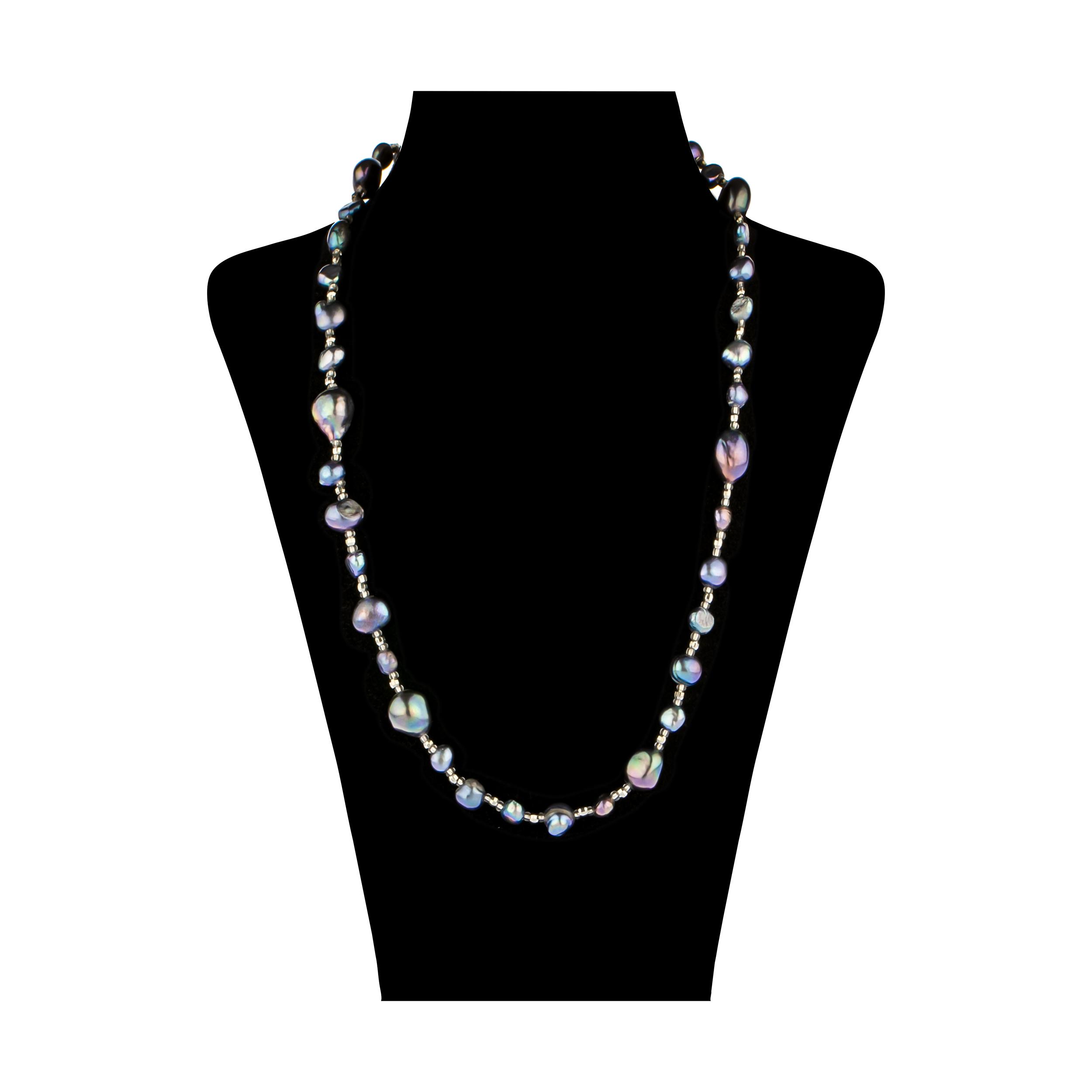 گردنبند طلا 18 عیار زنانه مایا ماهک مدل MM1078