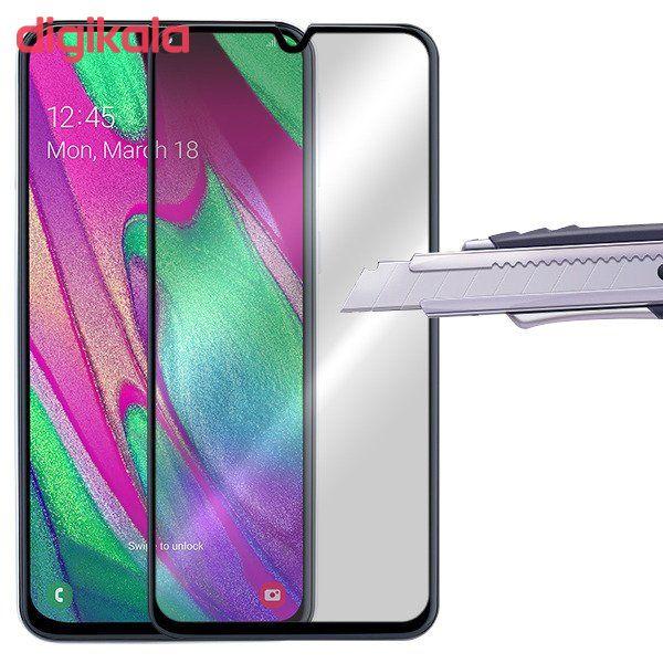 محافظ صفحه نمایش فوکس مدل PT001 مناسب برای گوشی موبایل سامسونگ Galaxy A40 main 1 3