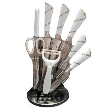 سرویس چاقو آشپزخانه 9 پارچه فوما مدل 533N