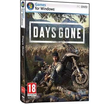 بازی Days Gone مخصوص PC