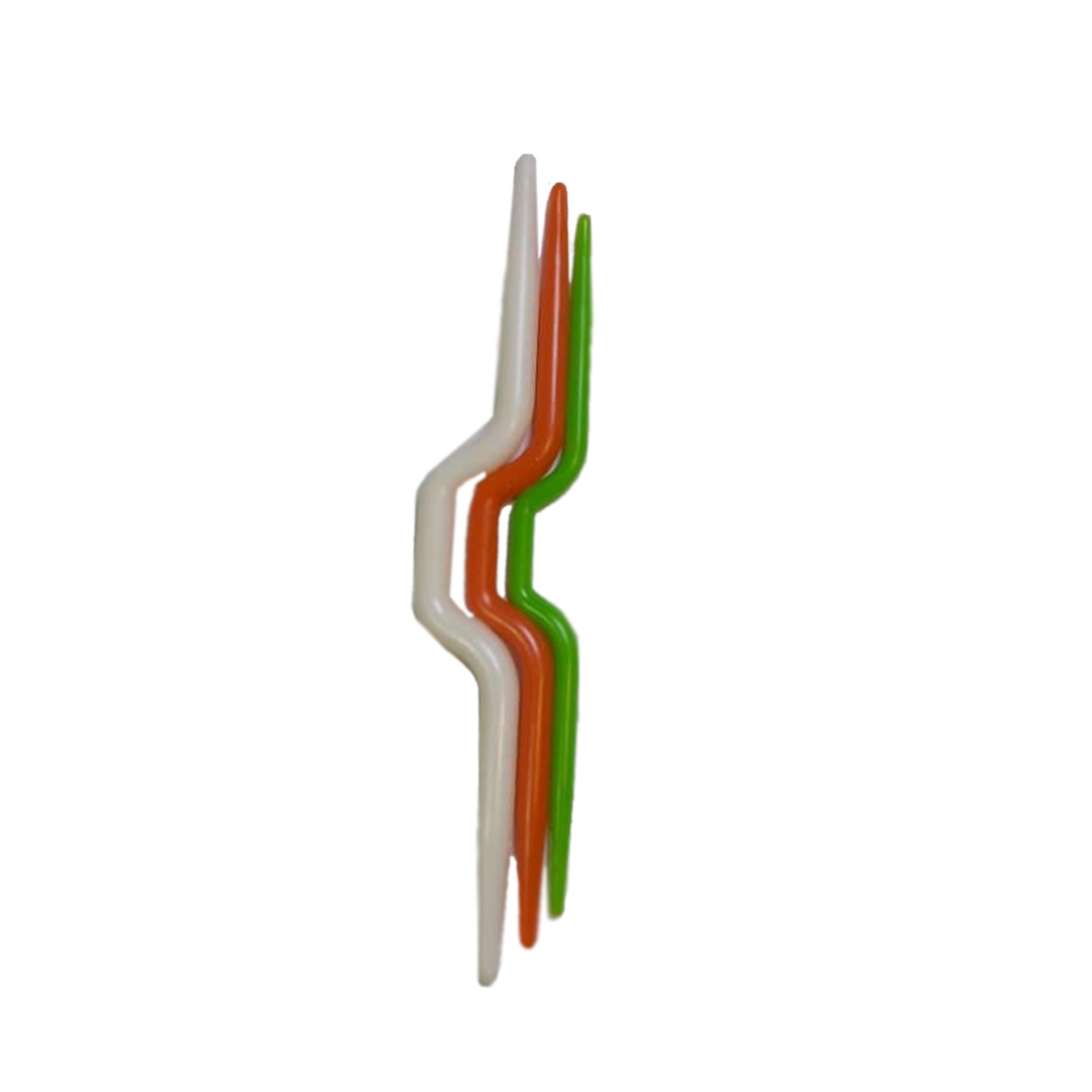 دانه گیر بافتنی مدل D-33 مجموعه 3 عددی