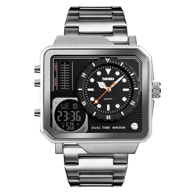 ساعت مچی عقربه ای مردانه اسکمی مدل 1392S              ارزان
