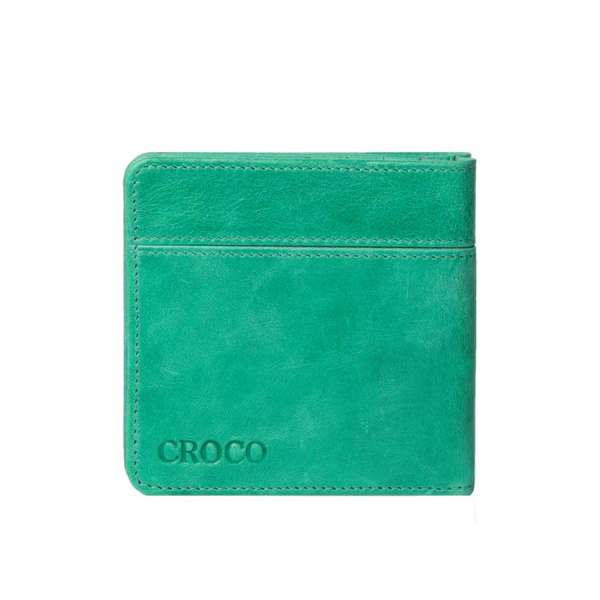 کیف پول زنانه چرم کروکو مدل 1201010005